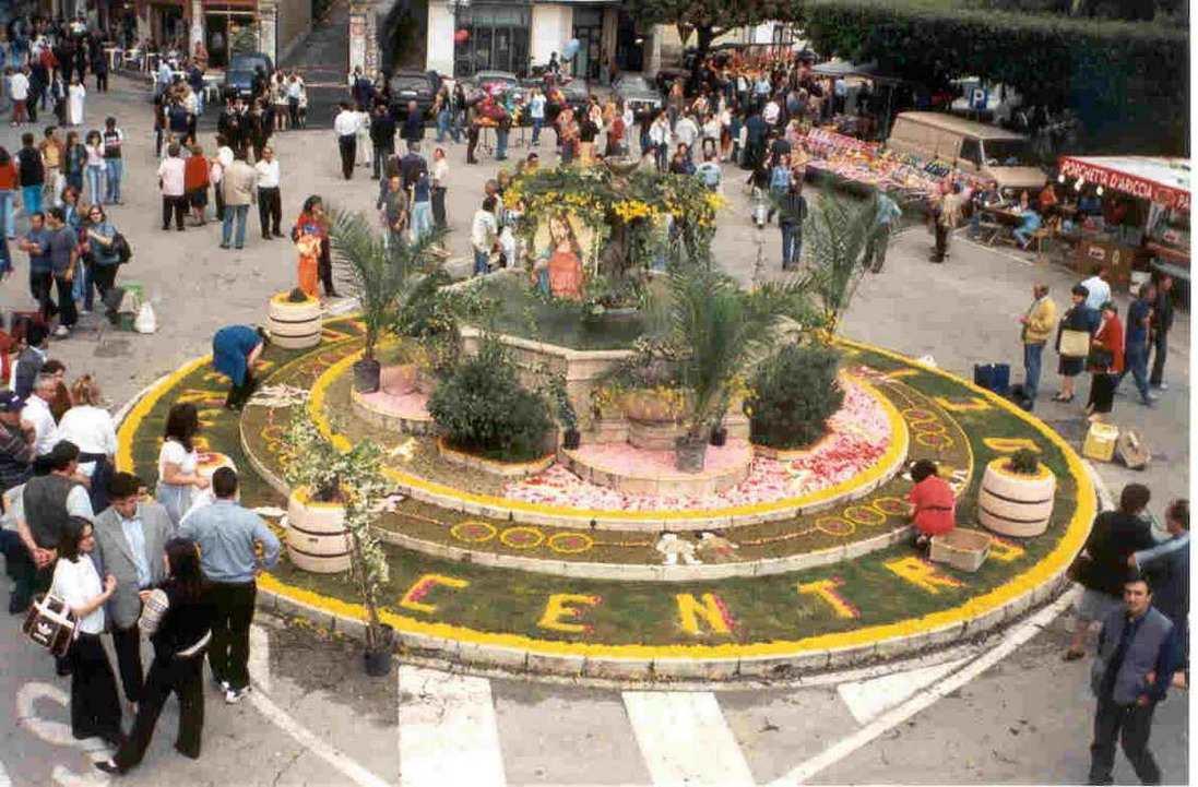 Quadro della Fontana-Cervaro
